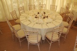 Chivari banqueting Chairs